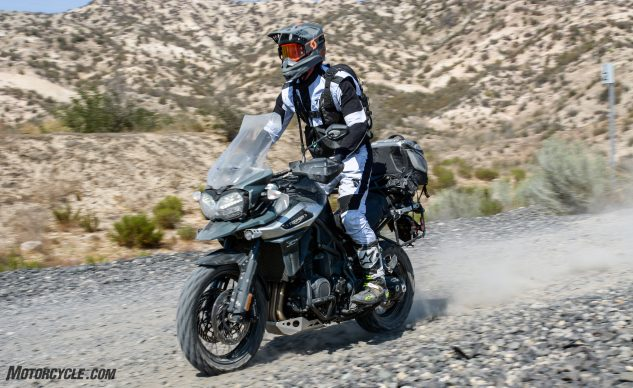Adventure Touring Motorcycle >> 2018 Big Bore Adventure Touring Off Road Shootout