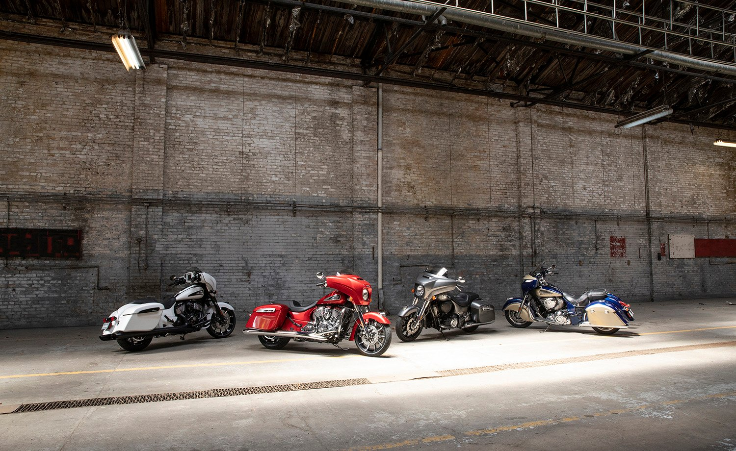 Indian Motorcycle Announces Updated Chieftain For 2019