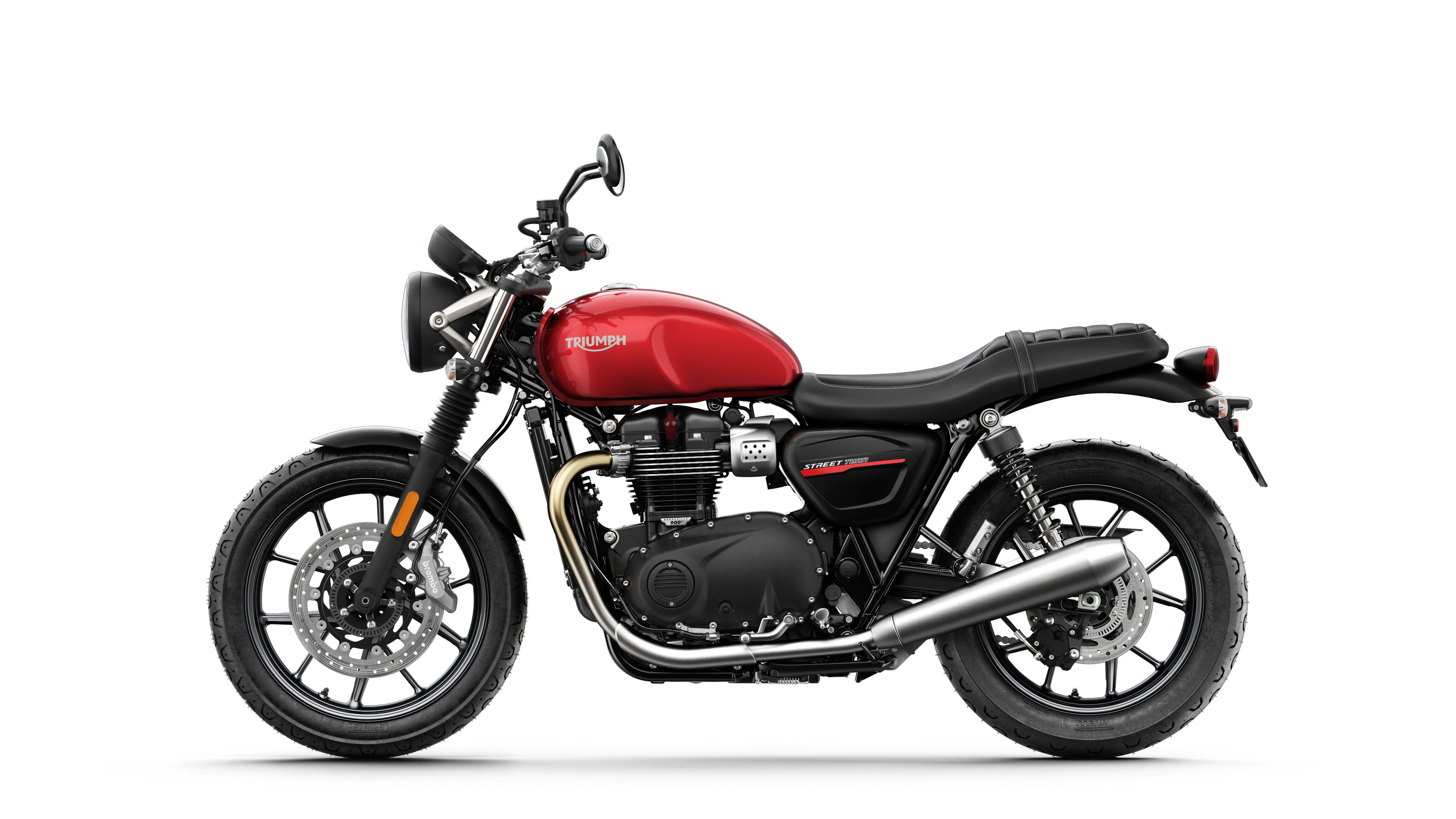 2019 triumph street twin updates revealed at intermot. Black Bedroom Furniture Sets. Home Design Ideas
