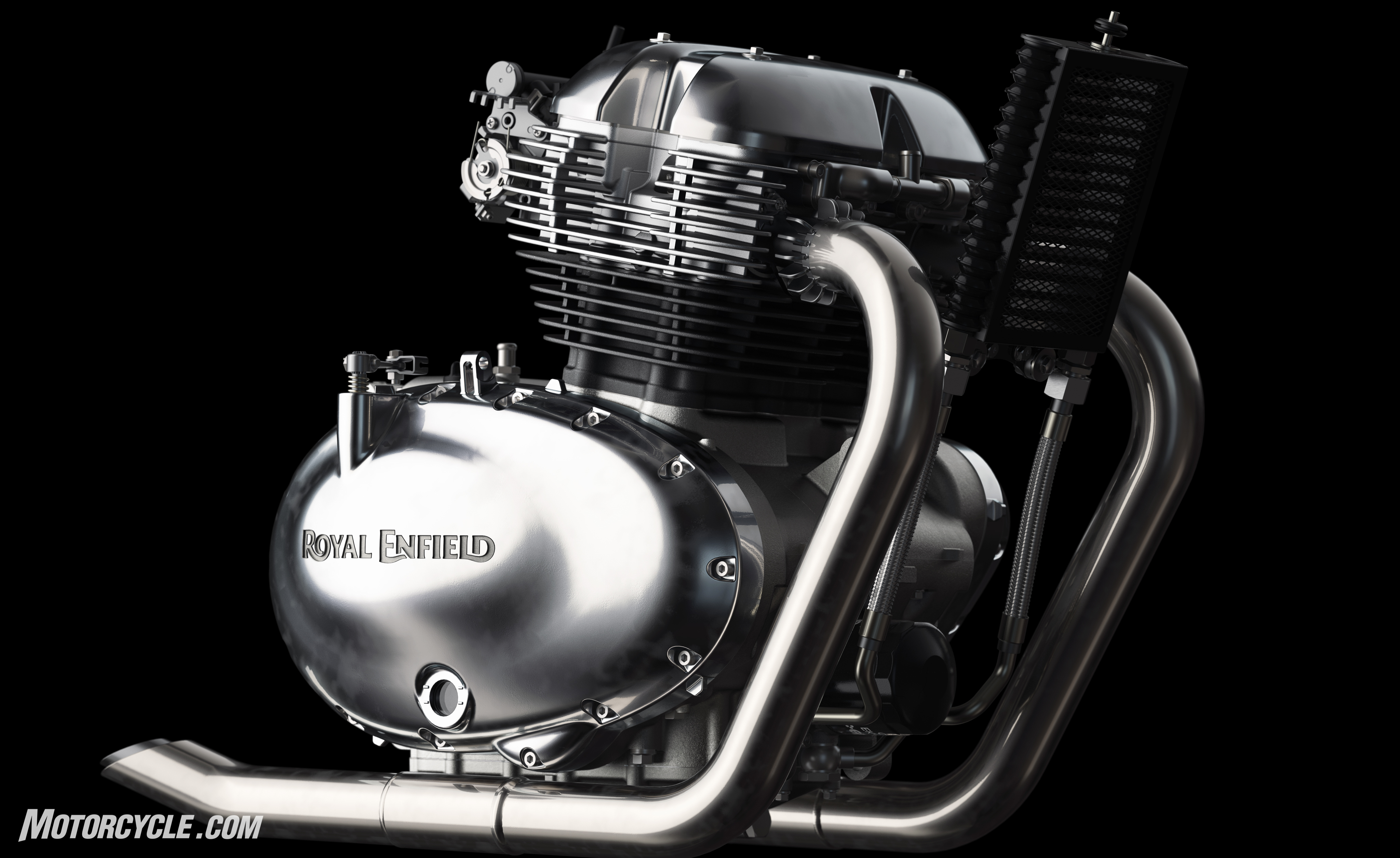 2019 Royal Enfield Continental Gt 650 And Interceptor 650 Review