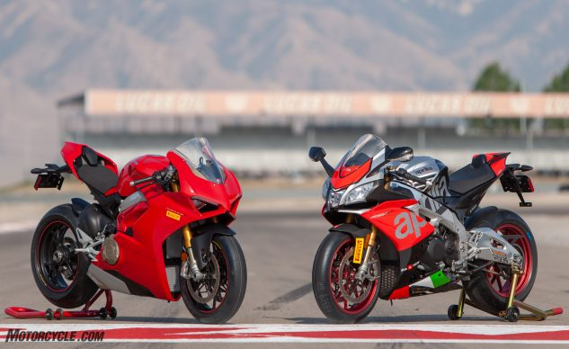 100518-V4-Shootout-Street-2018-Ducati-Aprilia-Group-01