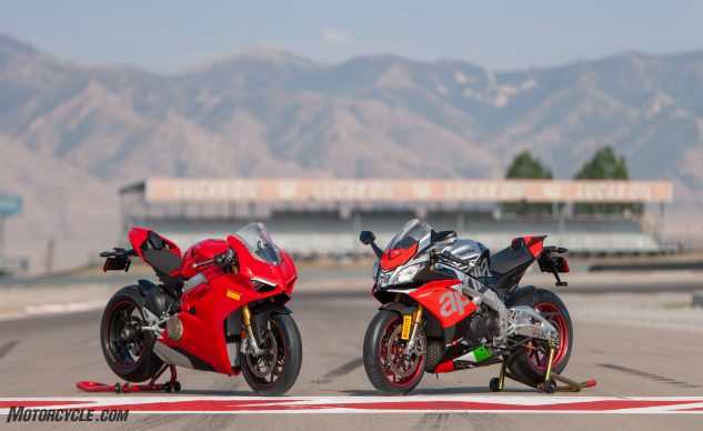 100518-V4-Shootout-Street-2018-Ducati-Aprilia-Group-04