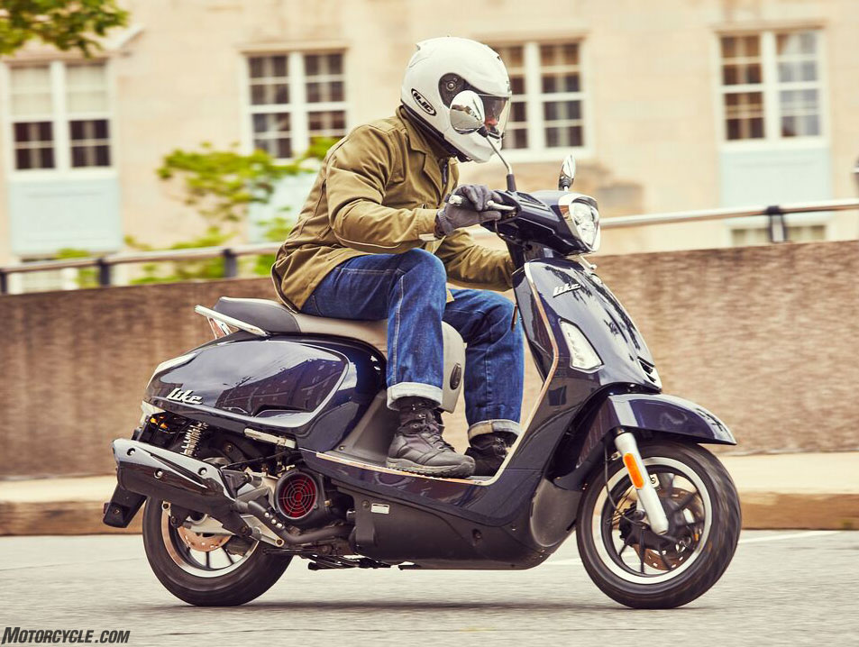 Scooter Vs Motorcycle, Pros And Cons