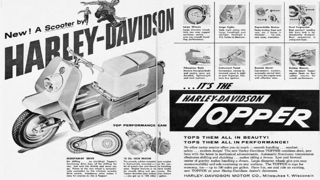 101518-scooter-vs-motorcycle-harley-davidson-topper-scooter-ad
