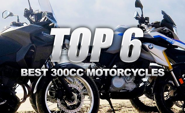 Best 300cc Motorcycles