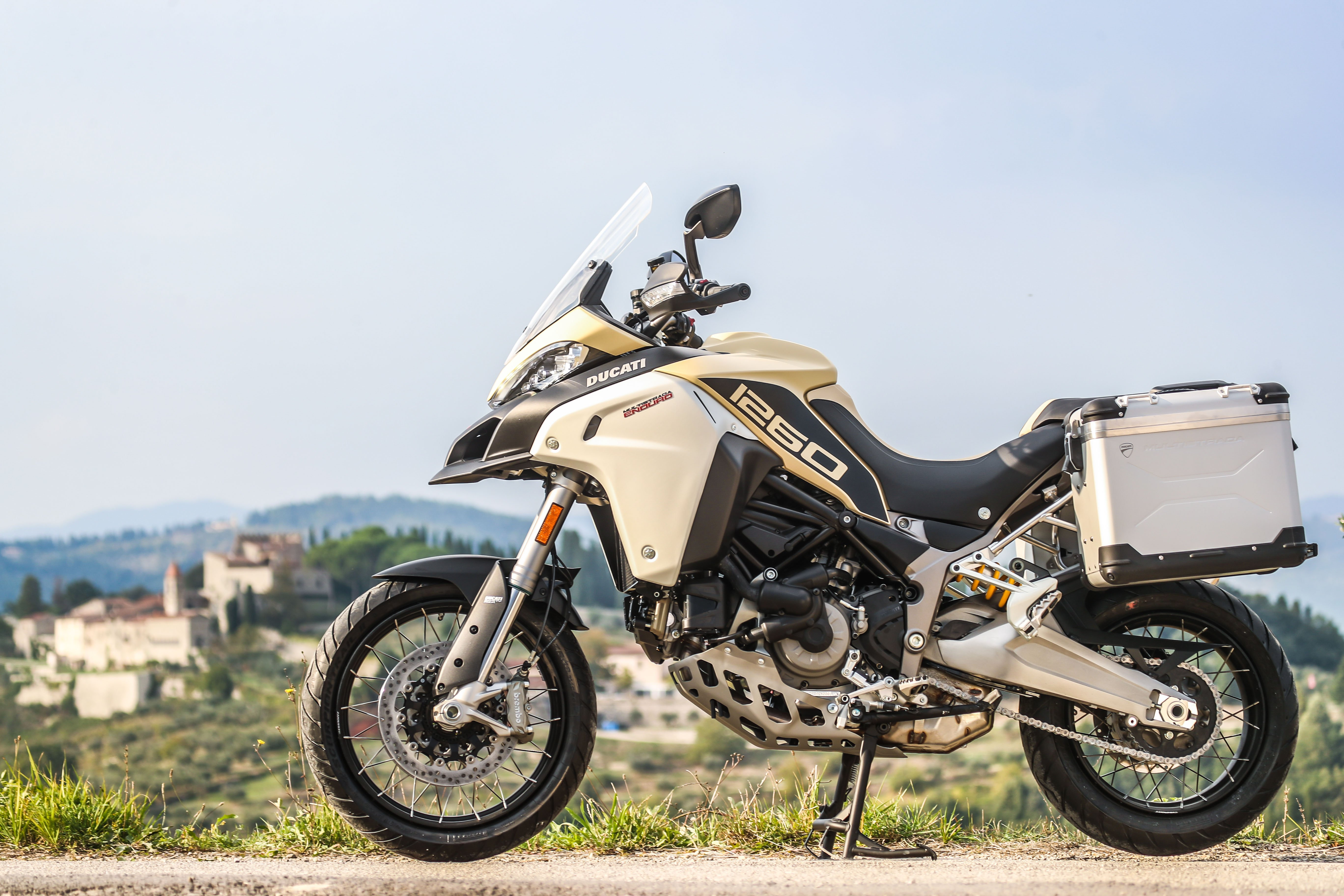 Outstanding 2019 Ducati Multistrada 1260 Enduro Review First Ride Caraccident5 Cool Chair Designs And Ideas Caraccident5Info