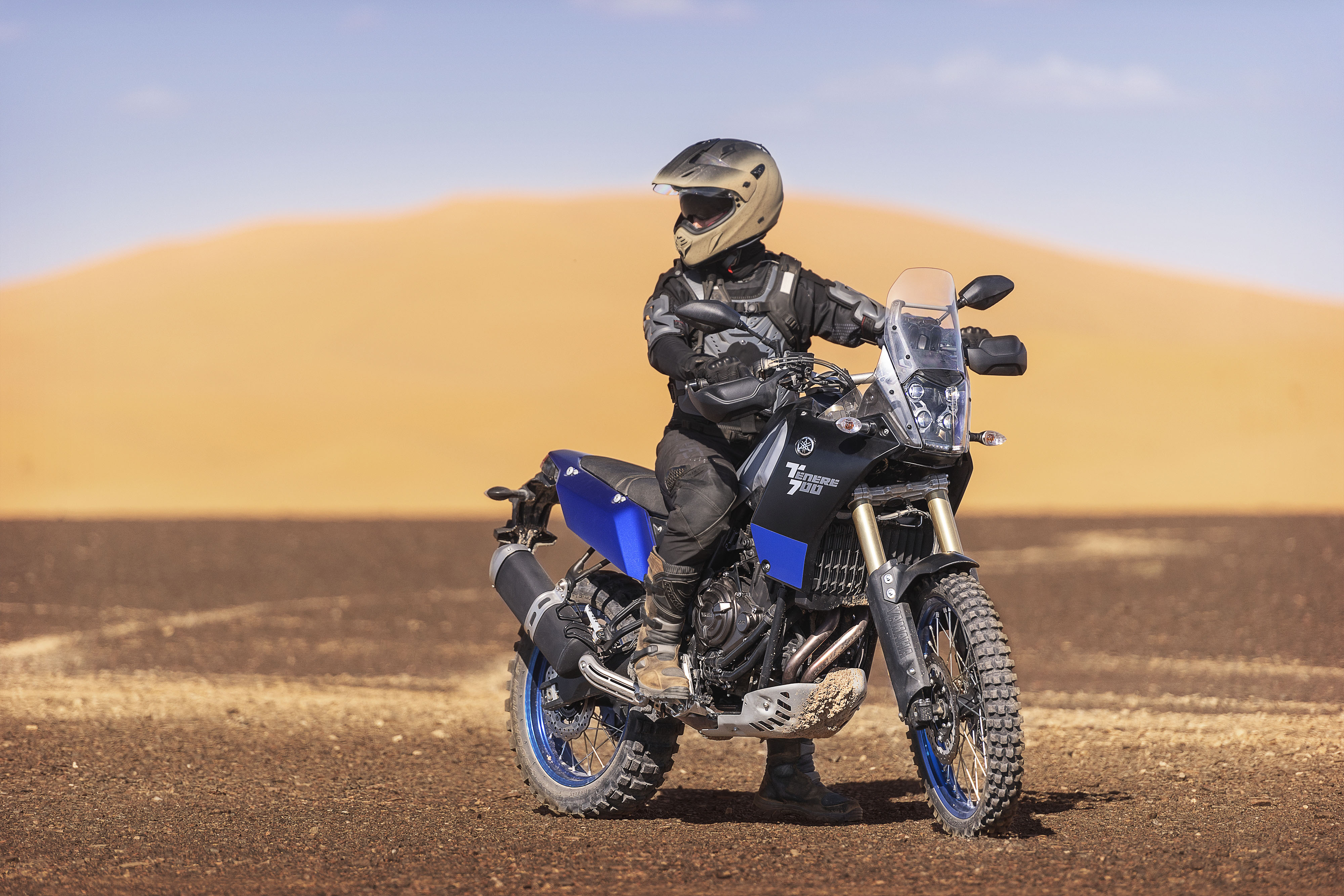 Yamaha Tenere 700 Coming To Us In Late 2020 Motorcycle Com