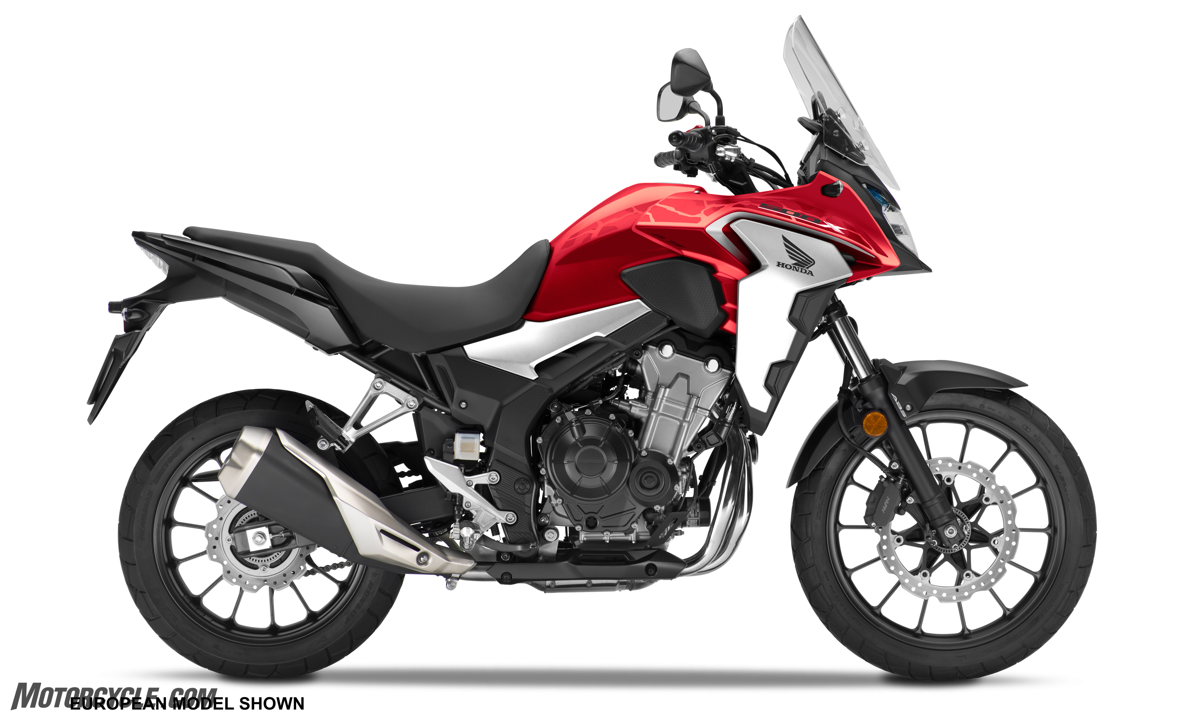 2019 honda cb500x first look. Black Bedroom Furniture Sets. Home Design Ideas