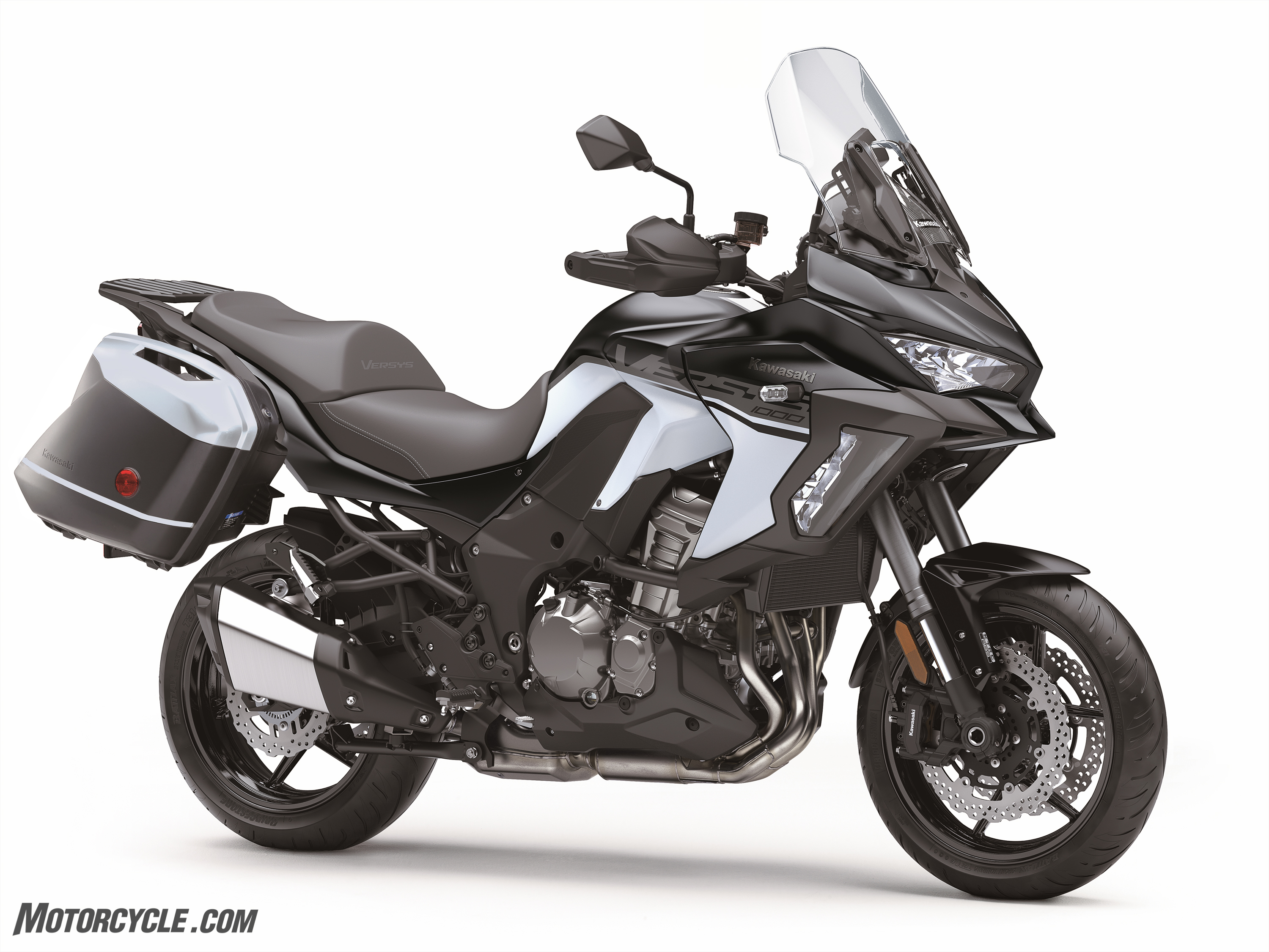 2019 Kawasaki Versys 1000 SE LT+ First Look - Motorcycle com