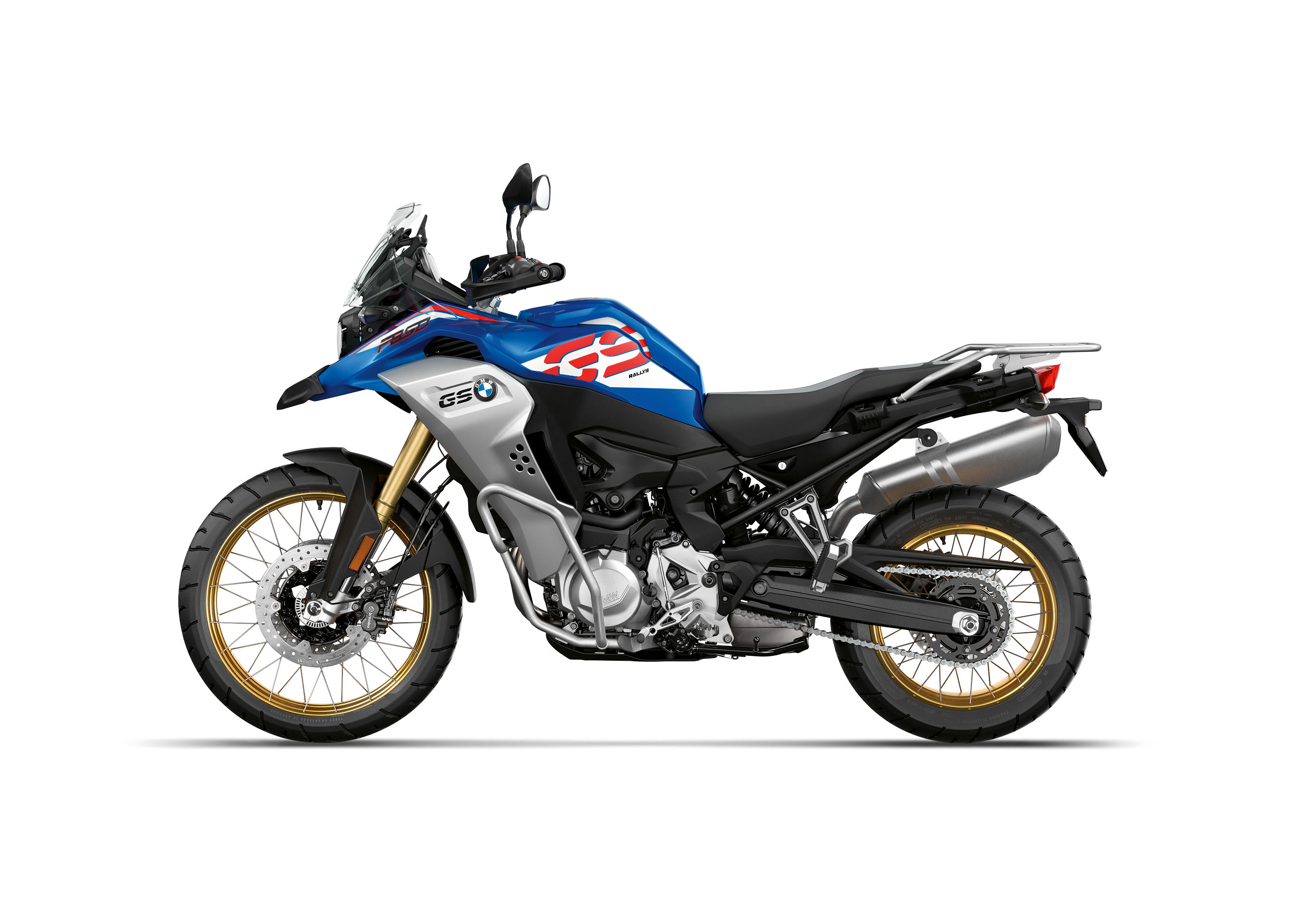 2019 Bmw F850gs Adventure First Look Motorcycle Com