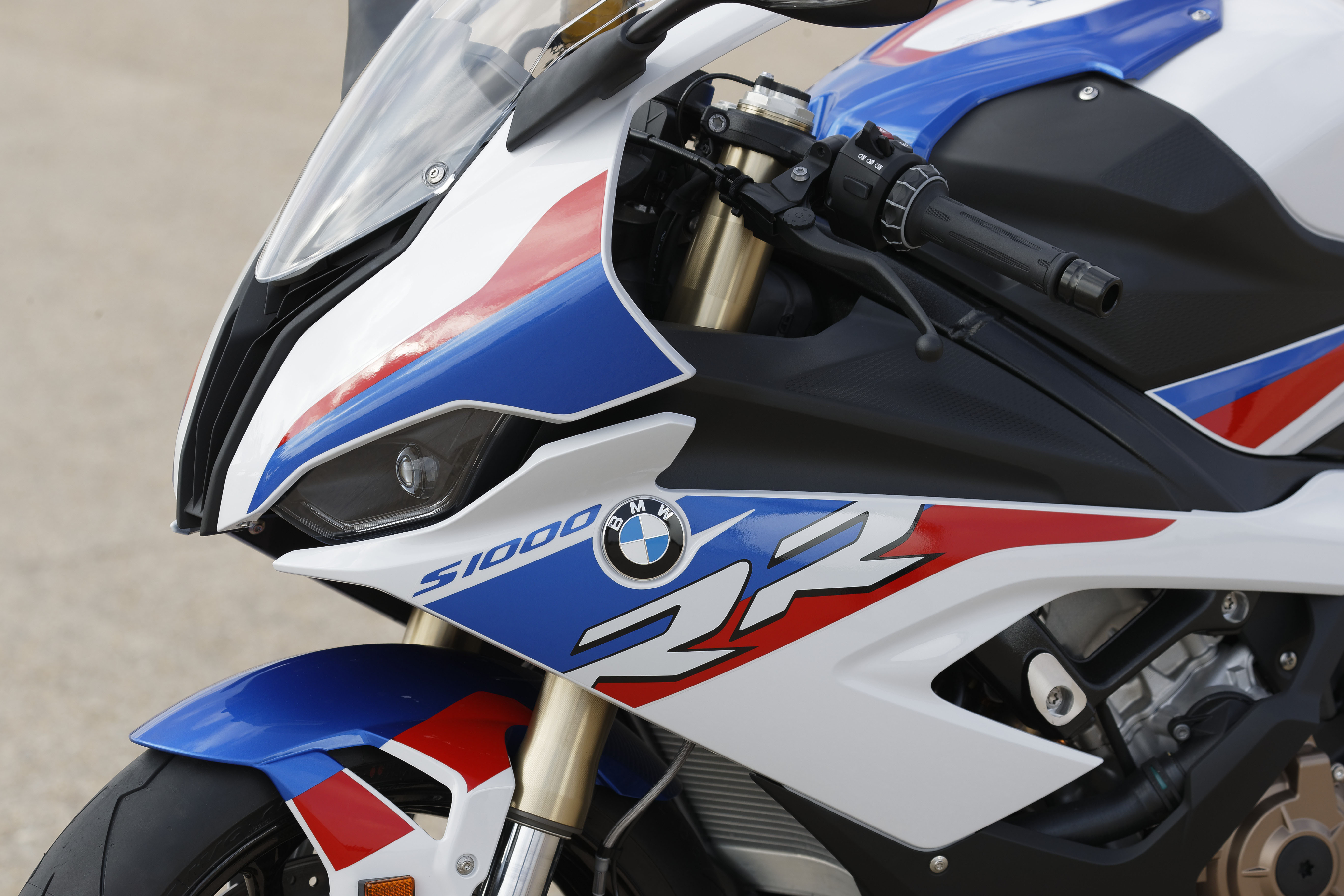 2019 Bmw S1000rr First Look Motorcycle Com