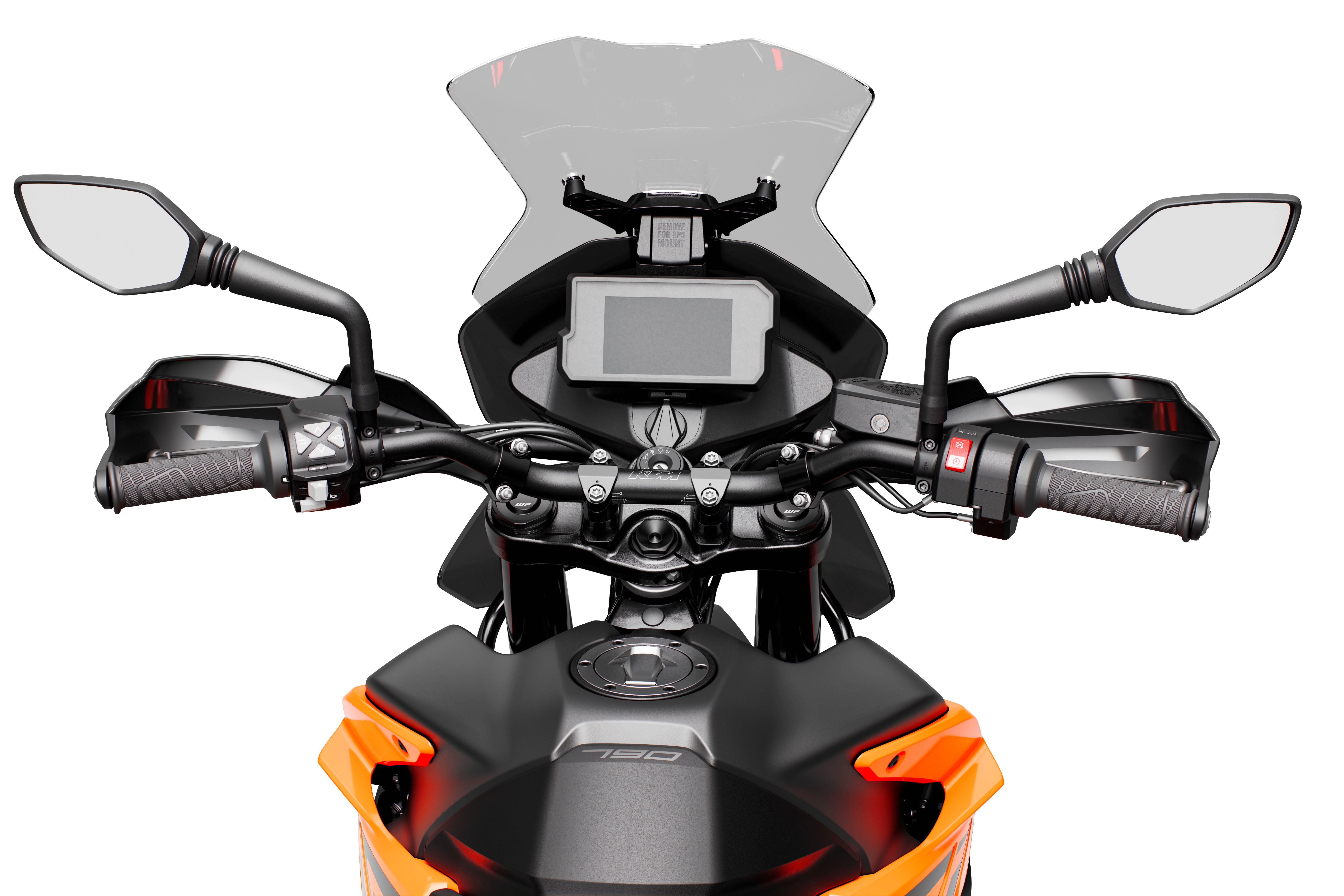 2019 Ktm 790 Adventure And 790 Adventure R First Look