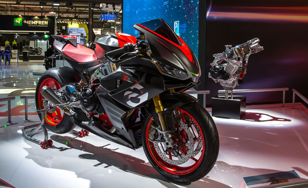 Aprilia RS 660 Supersport Concept Revealed at EICMA