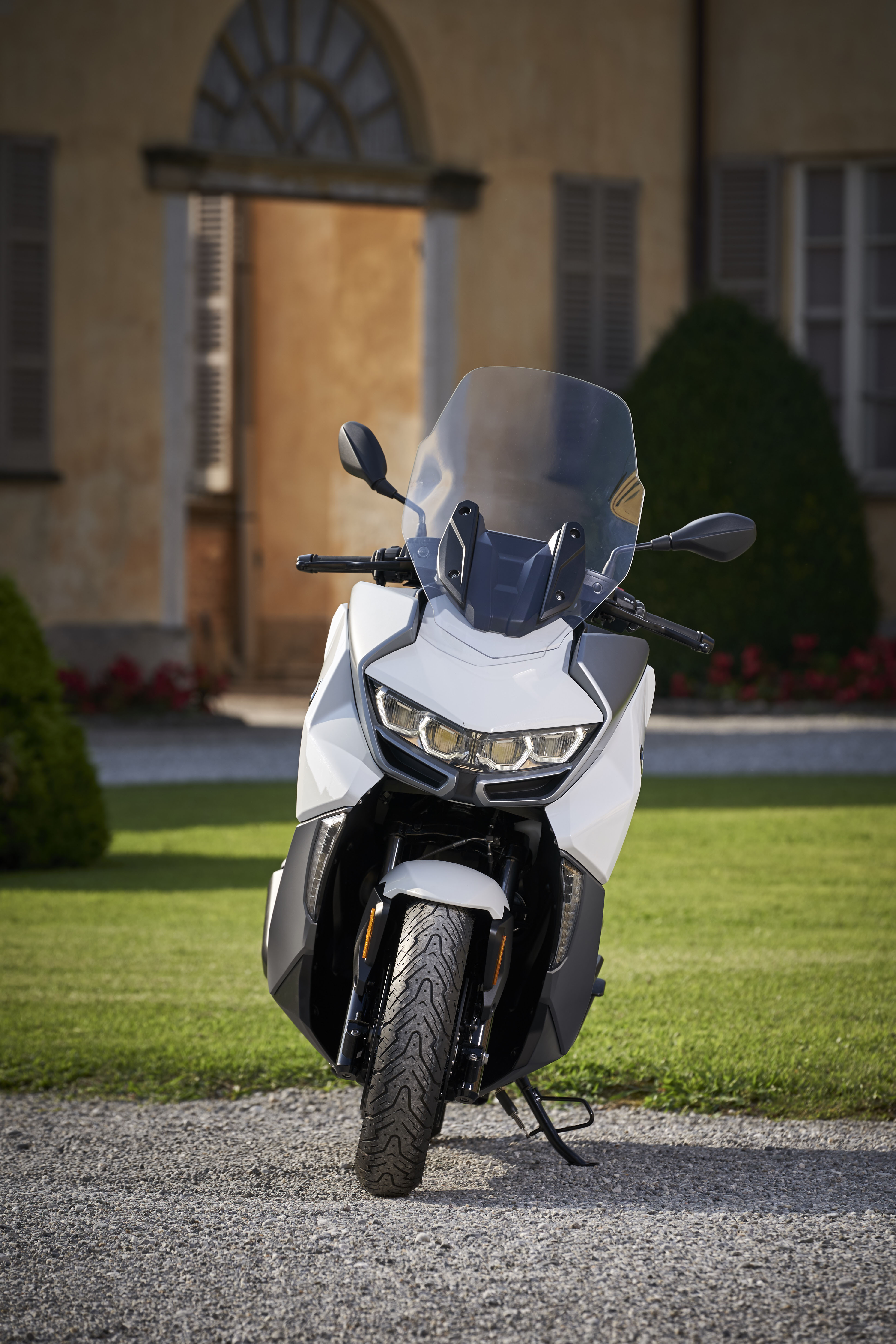 2019 Bmw C400gt First Look Motorcycle Com