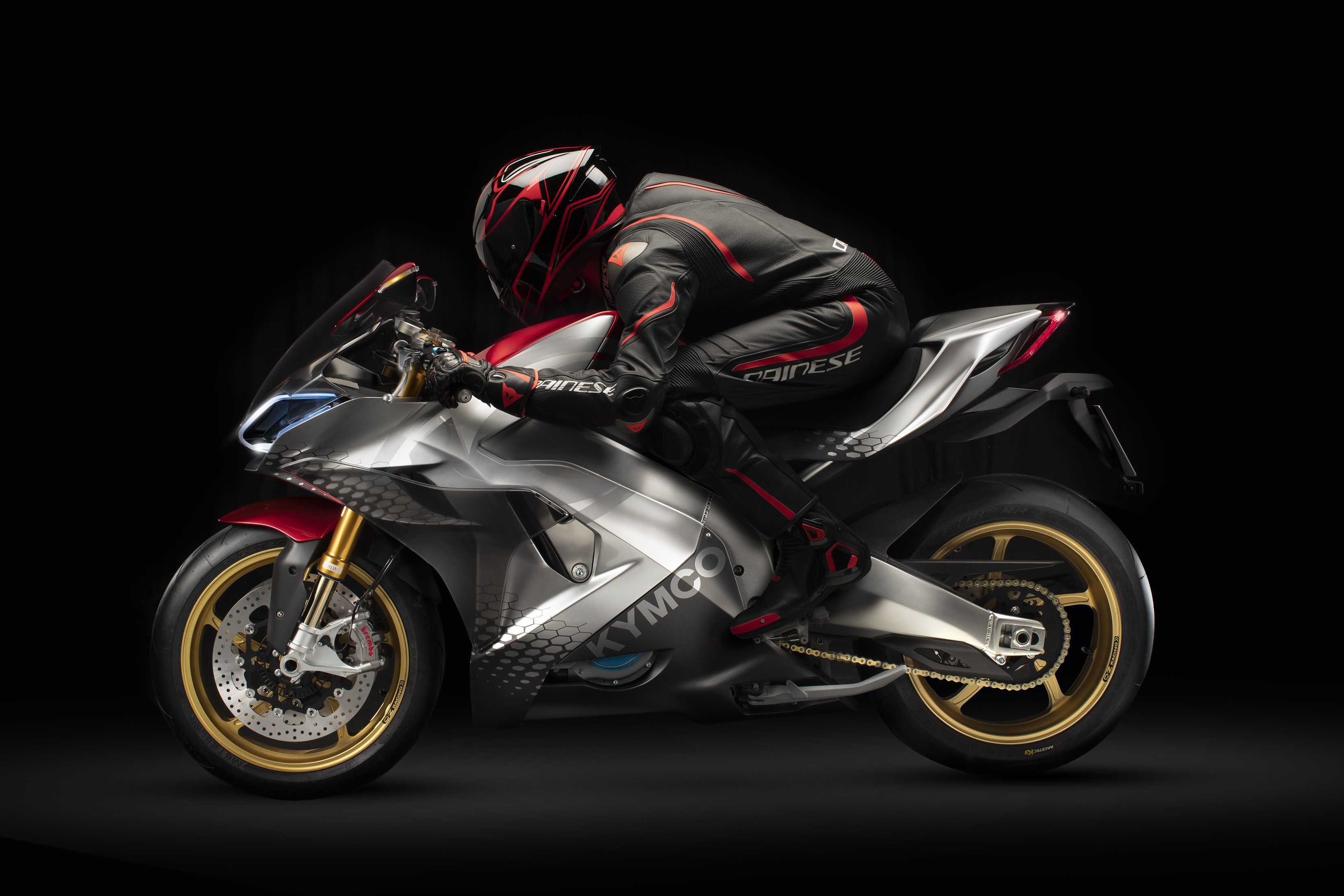 Kymco Supernex Concept Unveiled At Eicma Motorcycle Com