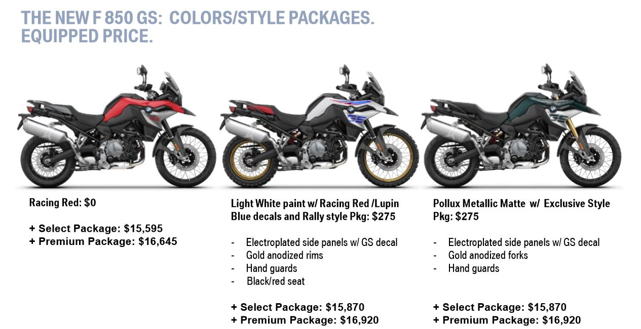 Marvelous 2019 Bmw F 850 Gs And F 750 Gs Review First Ride Unemploymentrelief Wooden Chair Designs For Living Room Unemploymentrelieforg