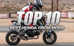 Top 10 Best Honda Grom Mods