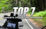 Top 7 Gadgets To Capture Your Ride