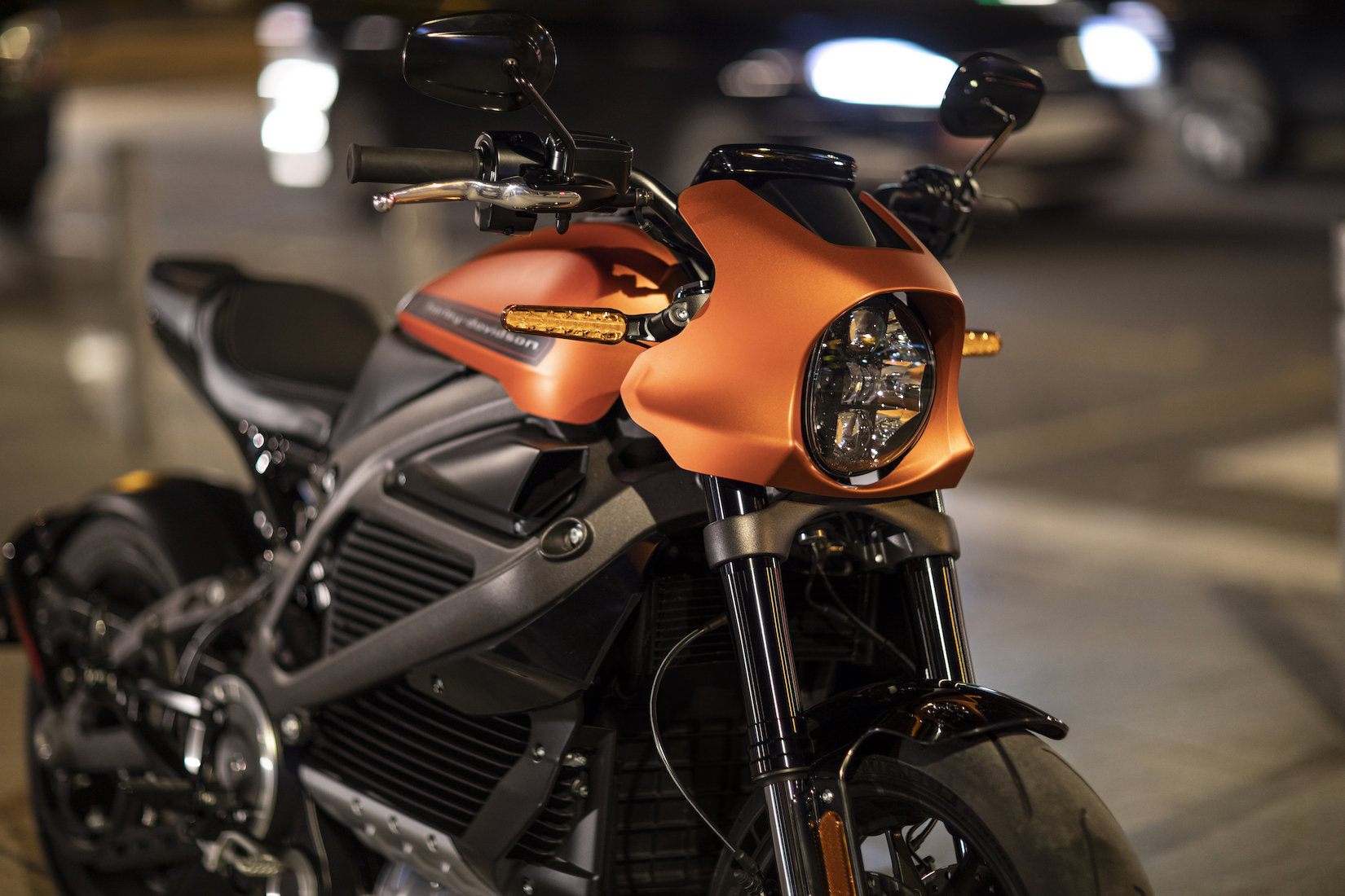 Harley Davidson: Harley-Davidson LiveWire Is Production-Ready
