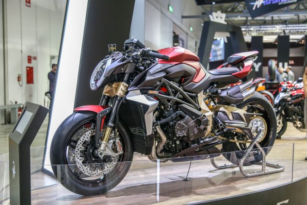 Top 10 Bikes From EICMA 2018