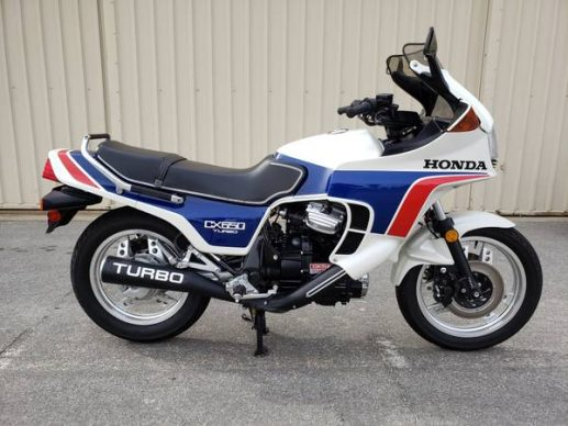 Craigslist Deal o' the Day: Turbo Motorcycle COLLECTION!