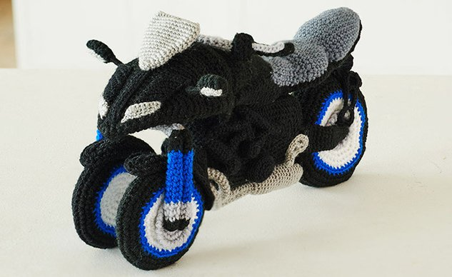 Yamaha Teaches You How To Knit Your Own Niken Motorcycle Com