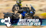 Most Popular Articles Of 2018 On Motorcycle.com
