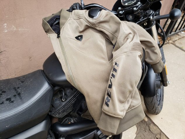 REV'IT Traction Jacket Review