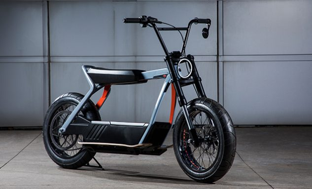Harley-Davidson Reveals Two Electric Urban Mobility Concepts at CES