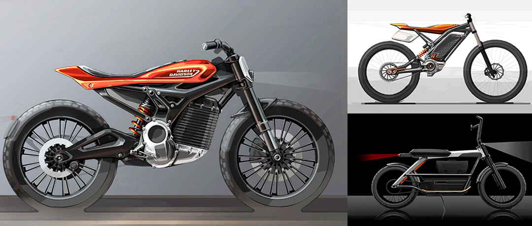Harley-Davidson Reveals Two Electric Urban Mobility ...