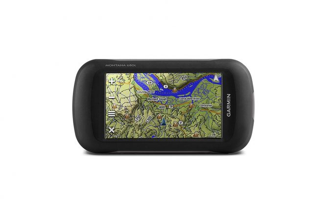 Motorcycle GPS Buyer's Guide - Garmin Montana 680t