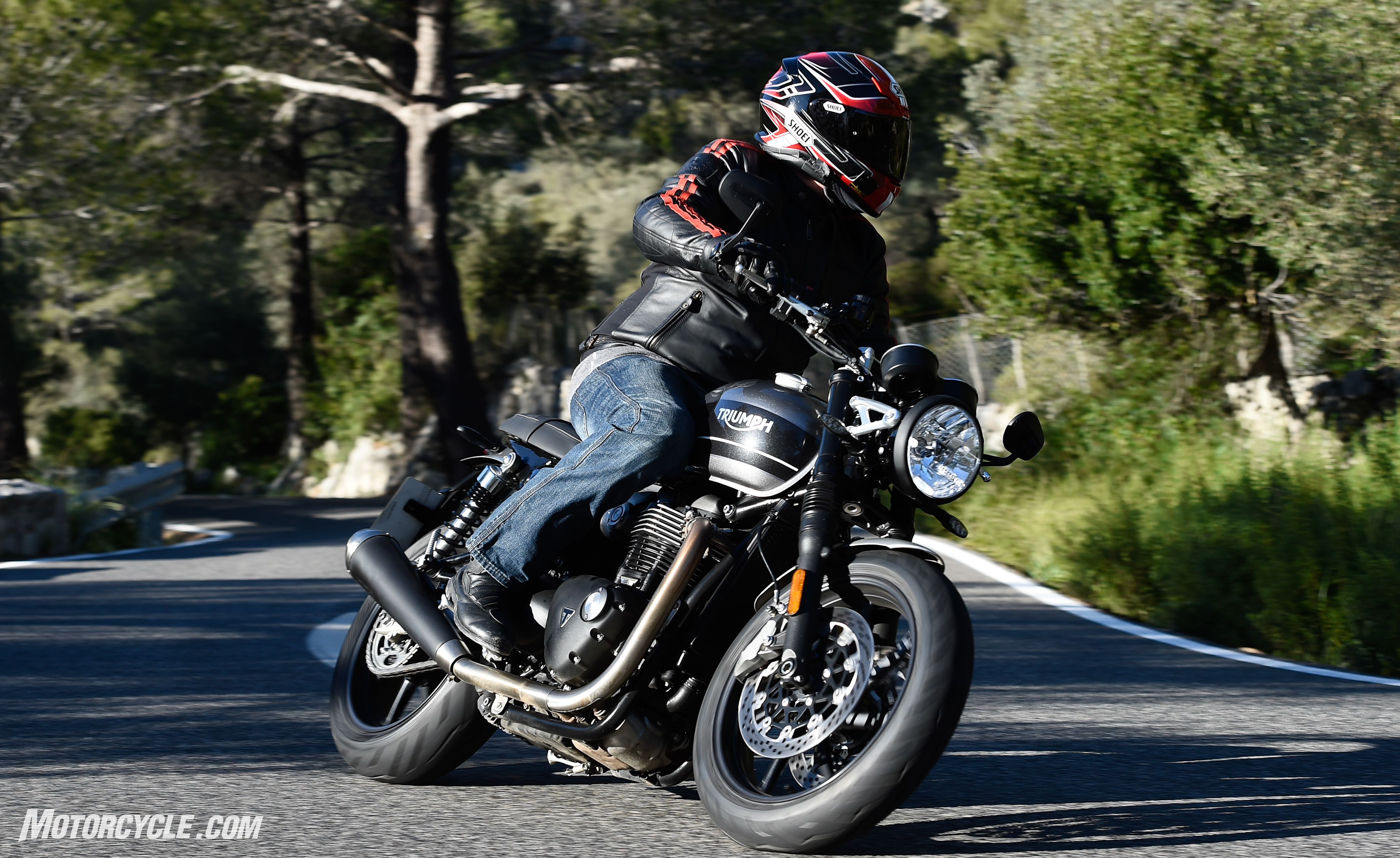 2019 Triumph Speed Twin Review First Ride