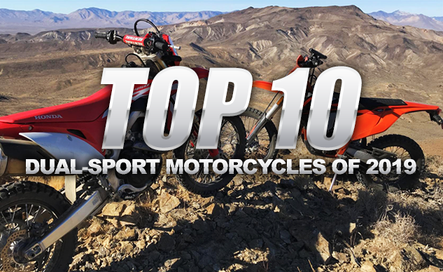 best Dual-Sport Motorcycles of 2019