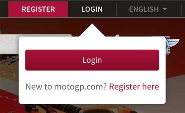 MotoGP Subscription