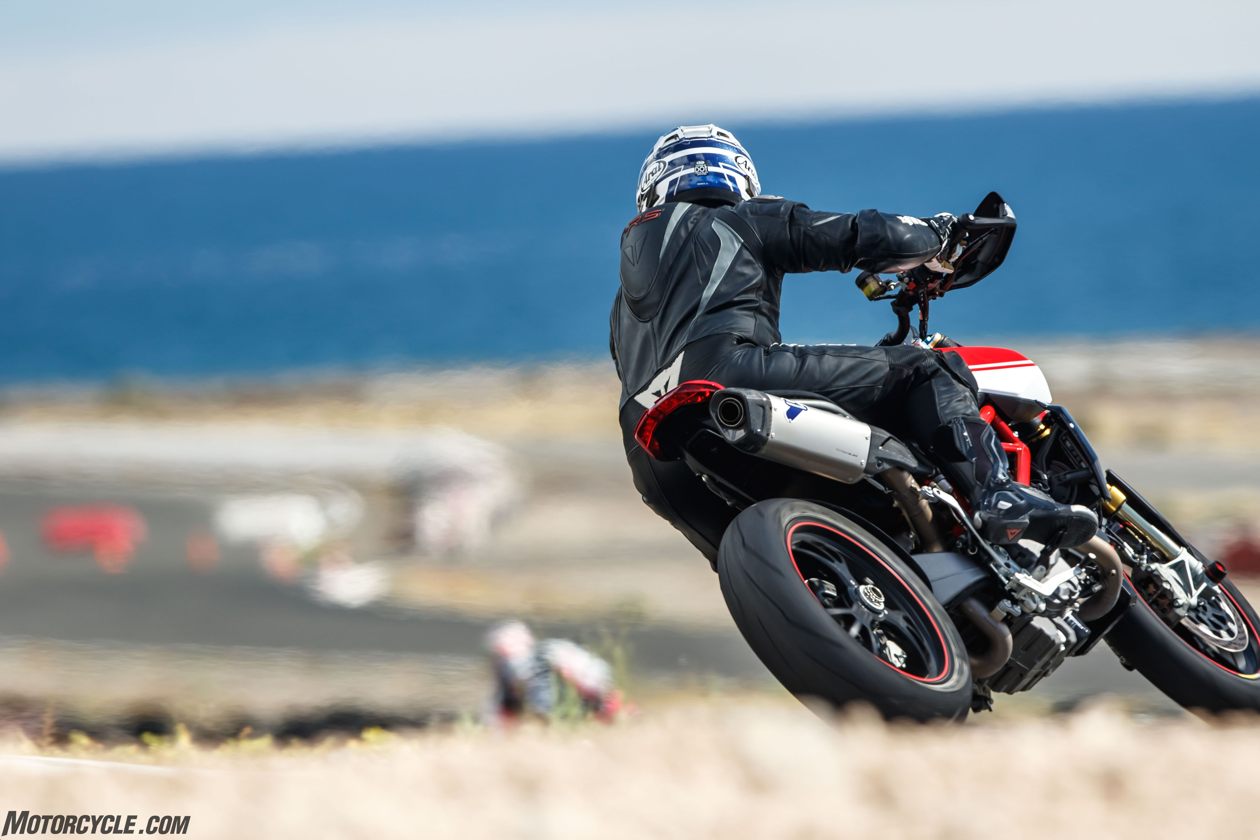 2019 Ducati Hypermotard 950/950 SP First Ride Review - Motorcycle com