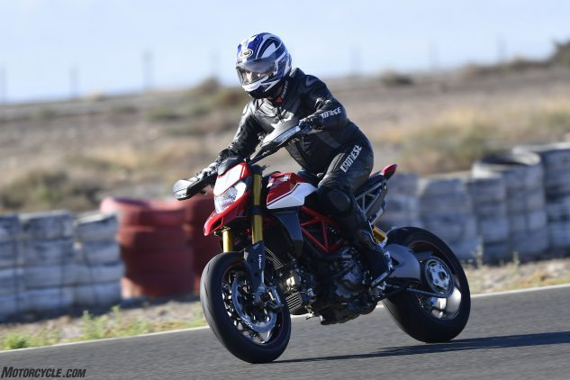 7d6c5fcb7ef0 ... the impression I was having more fun on the new Hypermotard  (specifically the new Hypermotard SP) than a person my age should be  allowed to have