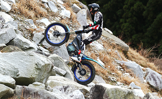 FIM Wants Trial-E to be an Olympic Sport