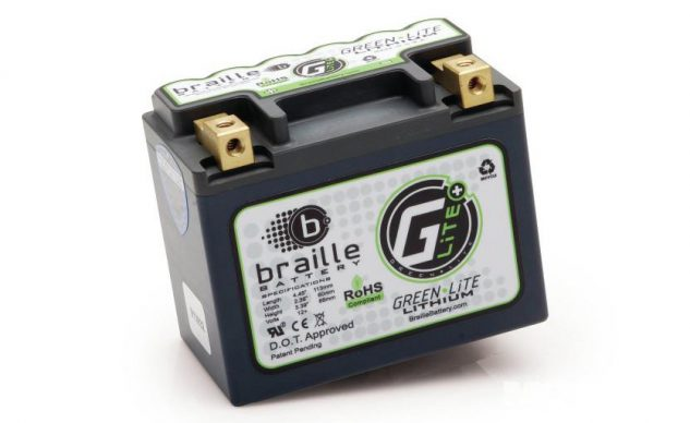 Braille Green Lite G5