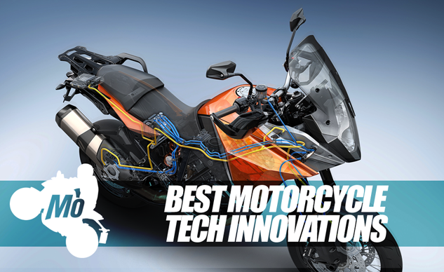 Best Motorcycle Tech Innovations