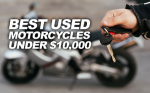 Best Used Motorcycles Under $10K