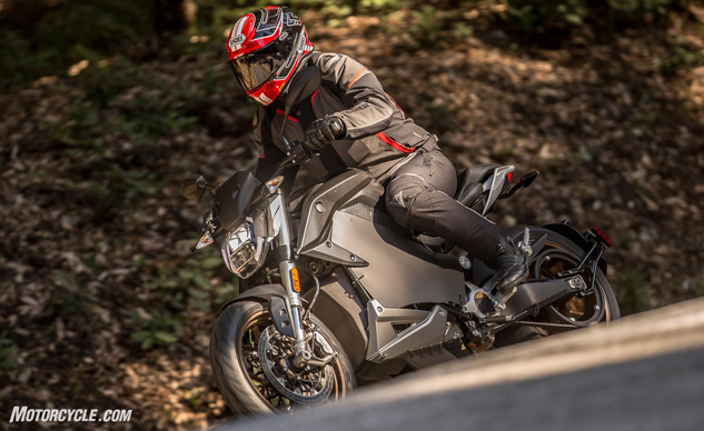 Exclusive: 2020 Zero SR/F Review – First Ride - Motorcycle com
