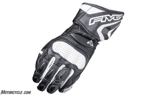 Five RFX3 Leather Gloves