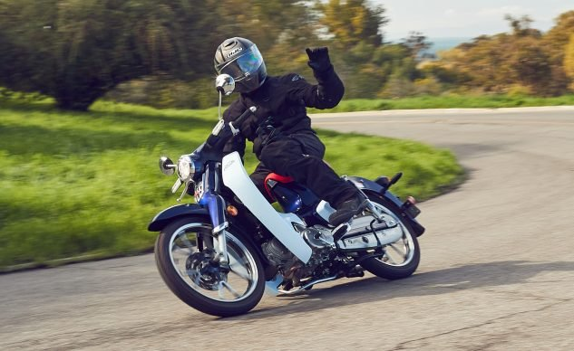 2019 Honda Super Cub Review First Ride