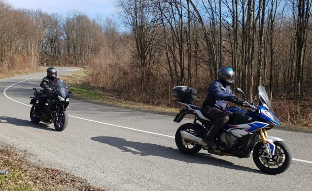 Moto Tours Croatia maintains a fleet of late-model bikes for its guests.