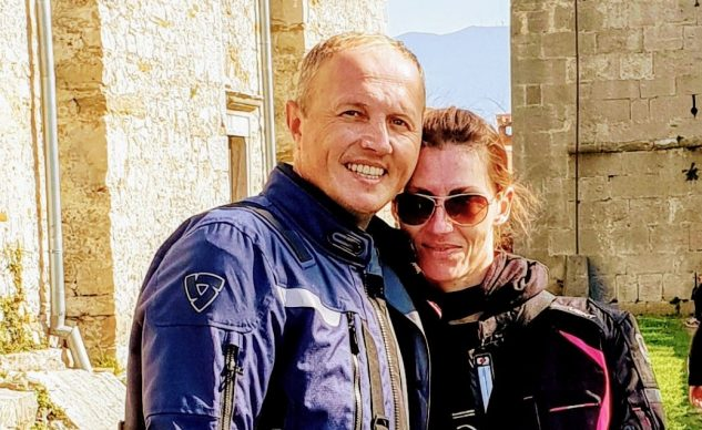Robert and Andrea Vrabec have been riding for 20 years and love sharing their country's exciting roads and scenic beauty with their guests.