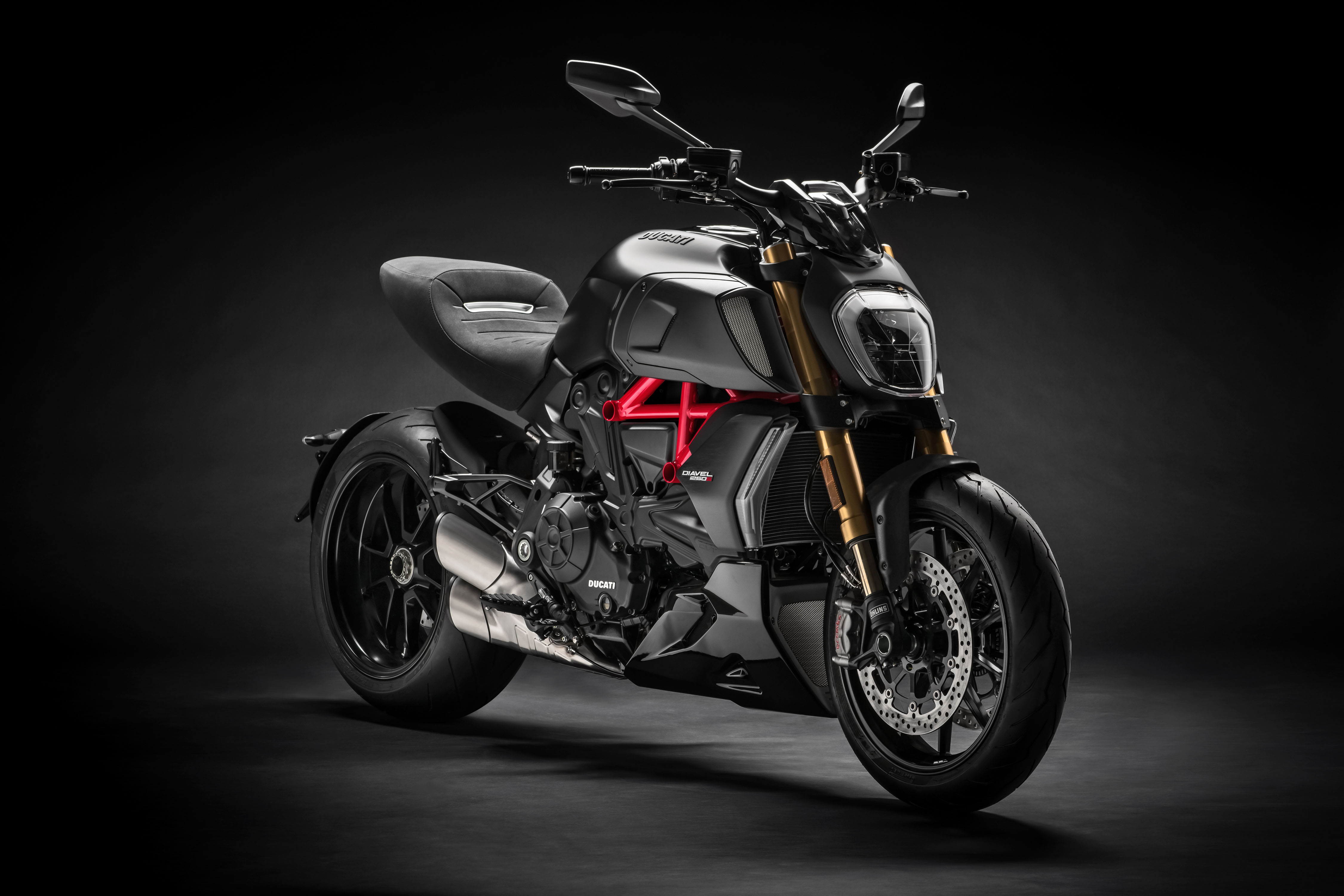 2019 Ducati Diavel 1260s Review First Ride Motorcycle Com