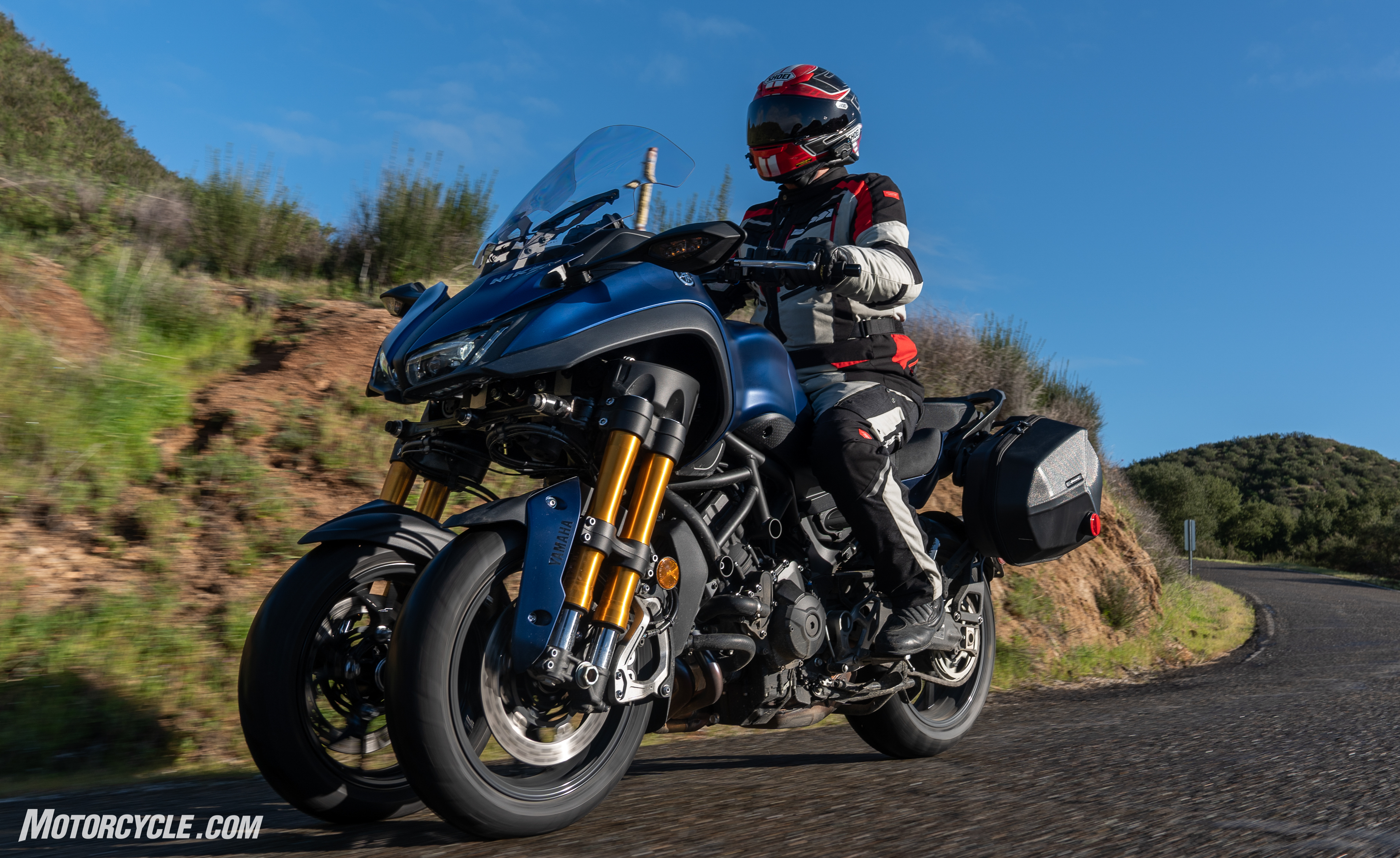 Yamaha Ride 2019 Niken Review – First Gt 3qcL4Aj5R