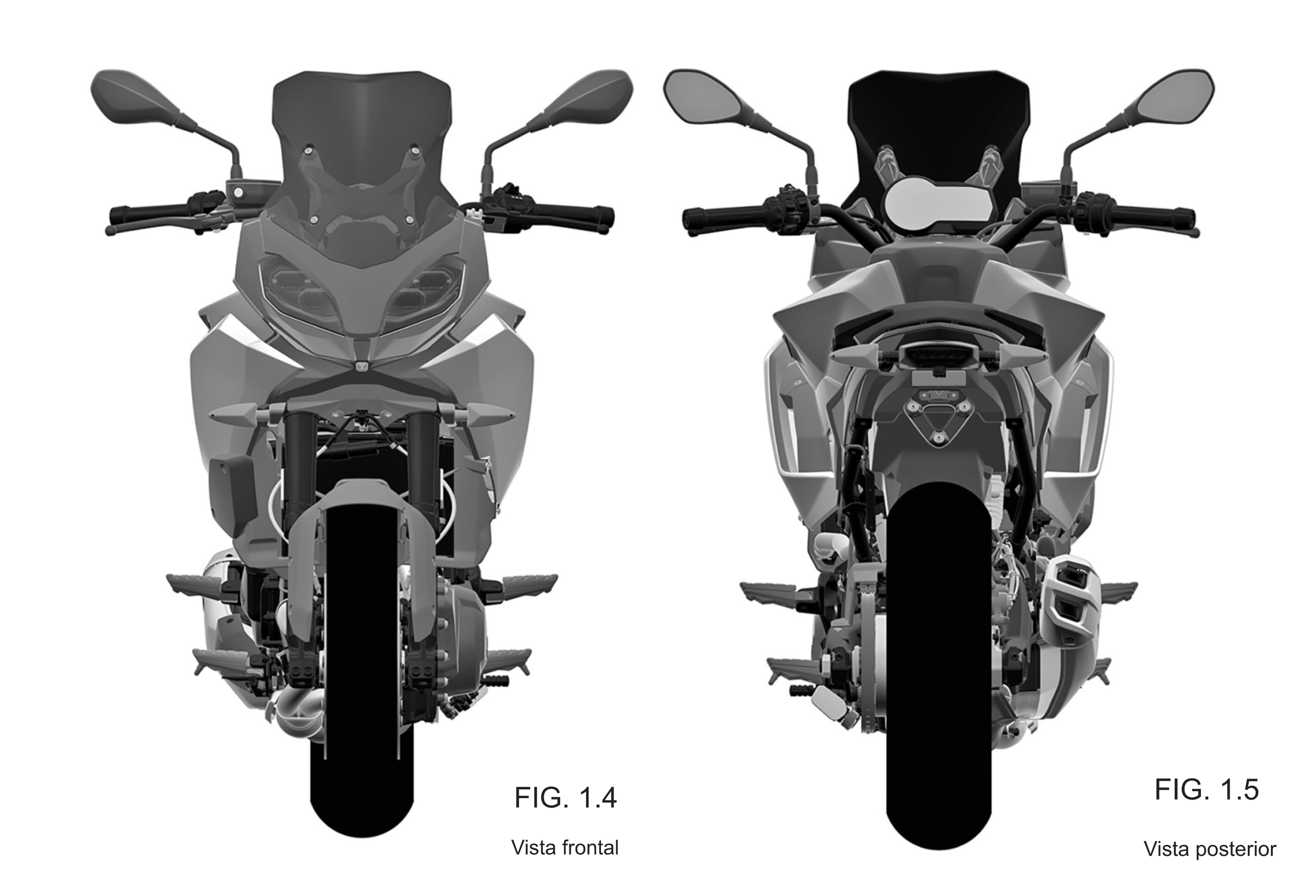 BMW F850RS Revealed in Design Filings - Motorcycle com