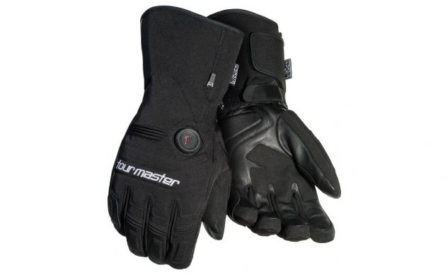 Tour Master Synergy 7.4V Heated Women's Textile Gloves