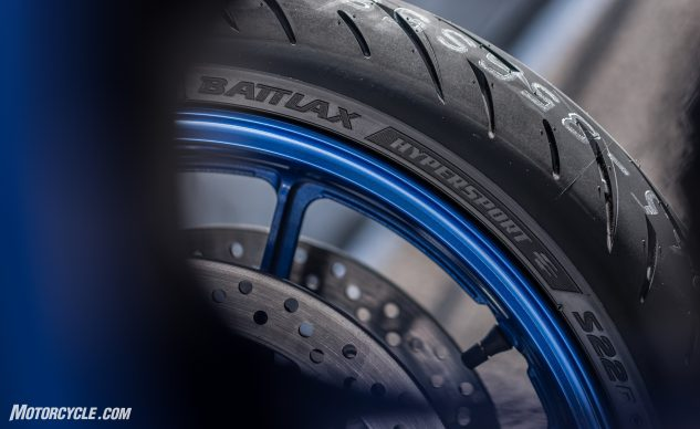 Bridgestone Battlax Hypersport S22 Review